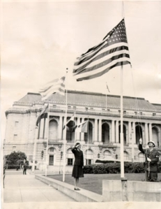 The Veterans Building, birthplace of the United Nations Charter