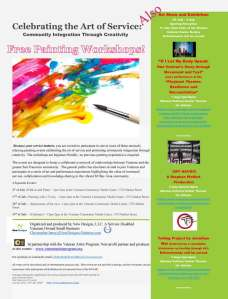 VCMC Painting Workshops