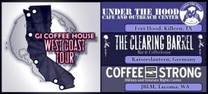 GI Coffeehouse Tour