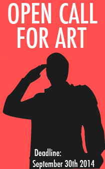 SF State University Art Gallery Open Call For Veteran Art